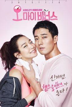 Oh My Venus (오 마이 비너스) (2015) Korean - Drama - Starring: So Ji Sub, Shin Min Ah, Jung Gyeo Woon & Yoo In Young