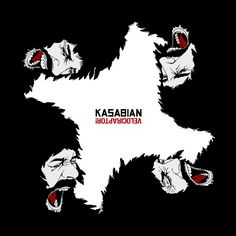 """""""Velociraptor"""" - Kasabian - 2011 -Let's roll just like we used to -Days are forgotten -Goodbye kiss -La fee verte -Velociraptor -Acid Turkish bath (shelter from the storm) -I hear voices -Re-Wired -Man of simple pleasures -Switchblade smiles -Neon noon"""