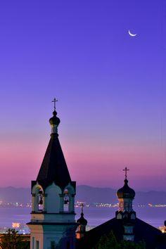 -はこだてフォトコレクションー夜景・教会・史跡・元町・坂道・洋館・修道院・公園・大沼ー