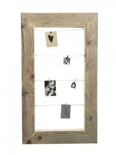 Lijst voor foto`s en kaarten M 120 cm x 70 cm