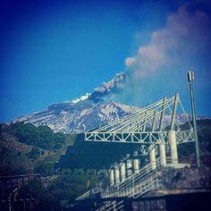 18 marzo 2017 - fuma il vizioso Etna