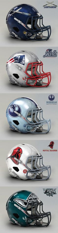 NFL meets Star Wars... - The Meta Picture