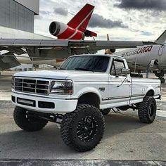 I do like an obs Ford.