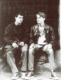 the youth. mark wahlberg & leonardo dicaprio.