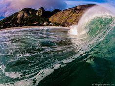 Brazil -Rio de Janeiro - Itacotiara - Surf  www.portaldexa.com