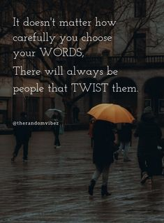 """It doesn't matter how carefully you choose your words, there will always be people that twist them.""  #2facedquotes #fakepeoplequotes #fakepeoplestatus #quotesaboutwrongpeople #sarcasticquote #fakepeoplecaptions #quotesaboutfakepeople #fakefriendshipquotes #fakerelationshipquotes #doublefacedpeoplequotes #quotessarcasm #relatablequotes #relatable #amazingquotes #dailyquotes #goodquote #lifequote #bestquotes Wisdom Quotes, True Quotes, Words Quotes, True Sayings, Deep Quotes, Quotes Quotes, Fake Relationship Quotes, Fake Friendship Quotes, Fake People Quotes"