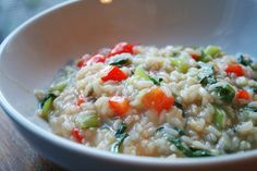 Miso Sushi Rice Risotto