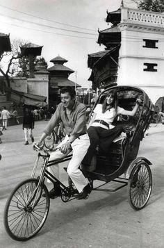 Serge Gainsbourg and Jane