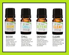 100% Essential Oils---the best of the best! These are amazing!