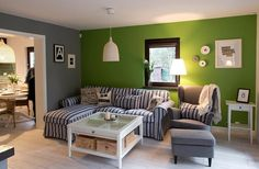 Un apartamento a todo color precioso Blog T&D