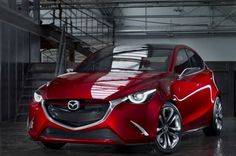 Mazda Hazumi concept gets punchy, comes out of its corner early - Autoblog