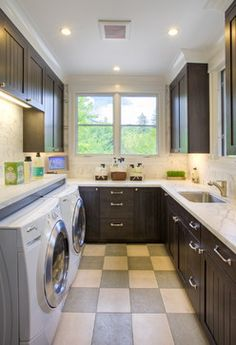 Laundry Room Design Ideas, Pictures, Remodel, and Decor