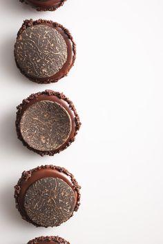 chocolat et truffe noire