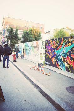VESTIGES / ART DE RUE / NOTRE-DAME OUEST / MONTREAL 2014 Credits: Kelly Jacob #vestigesndo @Ashop #ashop #artderue #streetart #fantomesmontreal #montrealghosts #guidatour #vieuxmontreal #oldmontreal #ndo #notredameouest