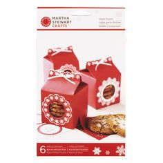 Snow Lace Treat Boxes_48-30041 | Simplicity