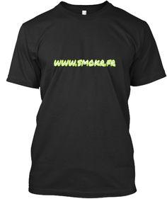 tee-shirt édition spéciale smokr