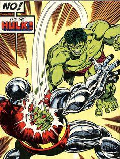 The Hulk smashes Box
