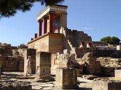 Palace of Knossos, Crete