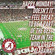 Alabama Football Team, Crimson Tide Football, University Of Alabama, Alabama Crimson Tide, Football Fans, Football Stuff, Nick Saban, National Championship, Roll Tide