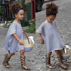 kid outfit by @harpasnest dress and @joyfolie shoes.☺️ #scoutstyle