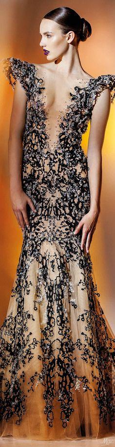 "Fall 2016 Haute Couture - Blanka Matragi ""Elements: Earth"", 2017 Collection"