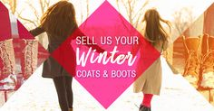Hey guys, how would you like to make some extra cash? #PlatosClosetNewmarket is looking to buy your outerwear! Bring in any gently used coats, vests & jackets to get cash on the spot – It's that easy! | www.platosclosetnewmarket.com