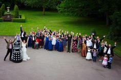 Jem & Ellen's Doctor Who adventure wedding
