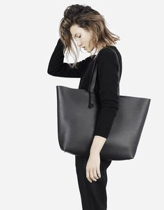 MINIMAL + CLASSIC: Petra market tote by Everlane