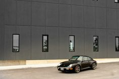 My Porsche 993 Carrera 4S looking tres sexy!!! #everyday993 #Porsche