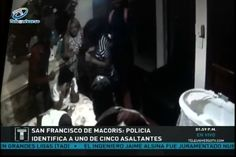 San Francisco De Macorís: Policía Identifica A Uno De 5 Asaltantes