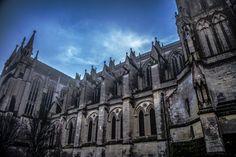 Cathédrale Notre-Dame de Sées-Concept by Fadel Galal on 500px