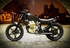Custom Honda CX500 Bike by Gauch Kustoms