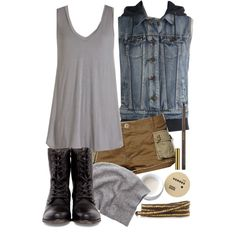 """""""Malia Inspired Outfit"""" by veterization on Polyvore"""