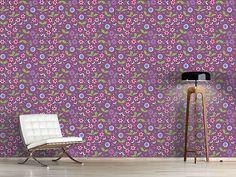 Design #Tapete Im Land Floralia