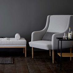 Fotel REST - agamartin.com - Design Skandynawski, Meble Skandynawskie, Duńskie, Industrialne, Retro, Vintage, Organic, Fabryczne