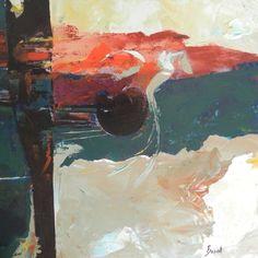abstract oil by nancy Bossert