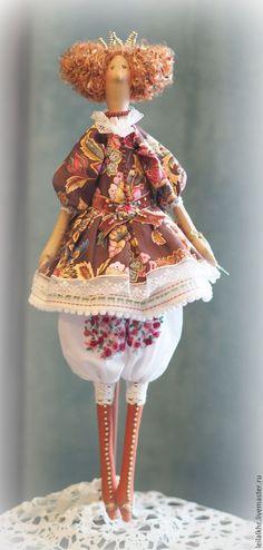 Купить Принцесса Мери - комбинированный, тильда, тильда кукла, тильда принцесса, принцесса