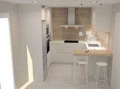 Kitchen Room Design, Home Decor Kitchen, Kitchen Interior, Home Kitchens, Kitchen Blackboard, Living Room Colors, Beautiful Kitchens, Sweet Home, House Design