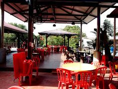 Sungai Janggut Seafood Restaurant @ Jalan Bagan Sungai Janggut Kapar Kuala Selangor