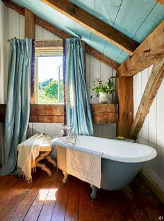 Cozy bathroom design will influence a mood. If you find a dirty bathroom, it will make you feel a bad mood. The bathing activity will feel bored. The design of the bathroom will have a huge role, Cozy Bathroom, Small Bathroom, Barn Bathroom, Concrete Bathroom, White Bathrooms, Shower Bathroom, Luxury Bathrooms, Master Bathrooms, Dream Bathrooms