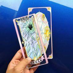 Clear Card, Cardcaptor Sakura, Clamp, Tarot, Manga, Random, Anime, Sleeve, Manga Comics