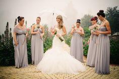 Clea and David's wedding