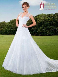 Apliques para vestidos de novia bogota