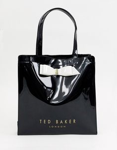 c11b0351a608 Ted Baker Almacon bow large icon bag