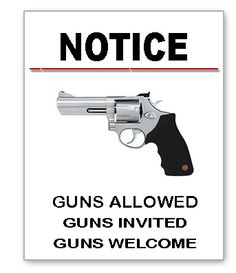 SoCal Churches go concealed carry.