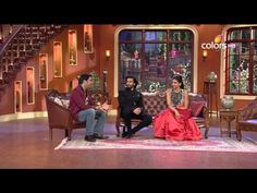 Deepika Padukone & Ranveer Singh – Comedy Nights with Kapil | Kapil Sharma Video Website