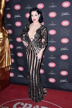 Australian tour: Dita Von Teese is bringing her show Burlesque: Strip, Strip Hooray! to Au...