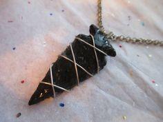 Wire Wrapped Jewelry Handmade Arrow Head Chain Necklace: https://www.etsy.com/listing/171174901/wire-wrapped-jewelry-handmade-arrow-head?ref=shop_home_active_1