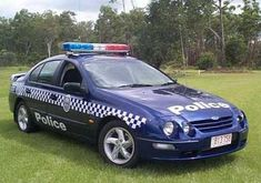 Australian Police Cars > Gallery > Northern Territory Police > Image: au2xr6_m_1