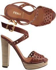 #Fendi Womens Shoes